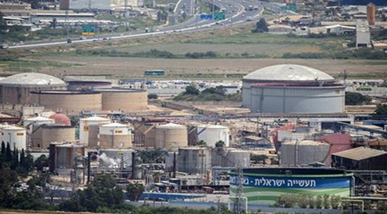 Menaces du Hezbollah: un ministère israélien ordonne la fermeture du réservoir d'ammoniaque de Haïfa.