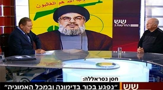 Les messages de sayed Nasrallah… résonnent à «Tel Aviv»