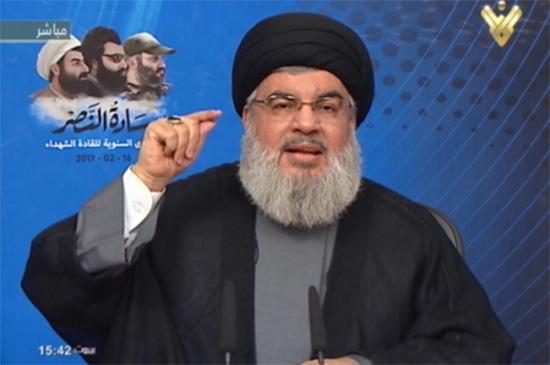 Sayed Nasrallah: J'appelle l'ennemi israélien à démanteler le réacteur nucléaire de Dimona