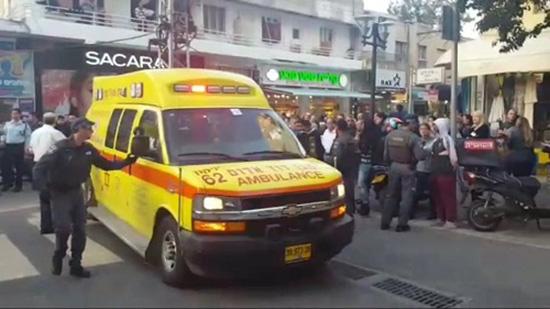 Nouvelle opération de résistance: 6 colons israéliens blessés