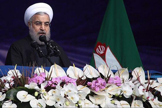 «Les Iraniens feront regretter le langage de la menace» des Etats-Unis, affirme Rohani