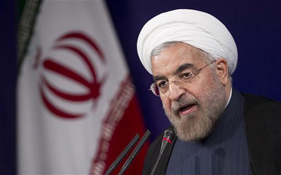Rohani défend l'accord sur le programme nucléaire iranien.