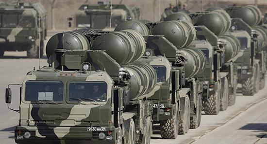 Un cinquième groupe de S-400 flambants neufs bientôt déployé près de Moscou