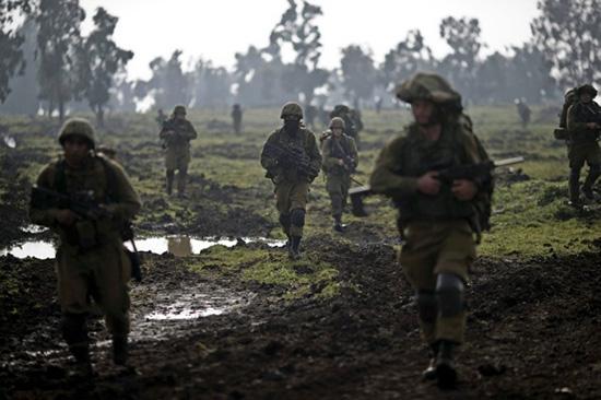 A la suite de la crise du Merkava, les soldats israéliens refusent de combattre sur le terrain