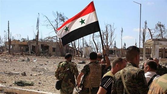 En Syrie, 32 localités libérées de «Daech» depuis janvier.