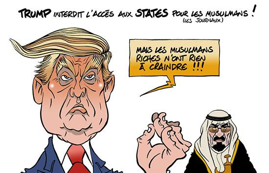 Pourquoi Trump «aime-t-il» l'Arabie Saoudite ?