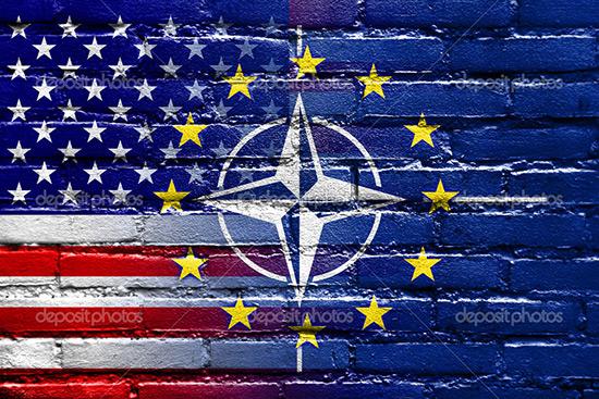Les Etats-Unis fermes dans le soutien à l'Otan et l'UE.