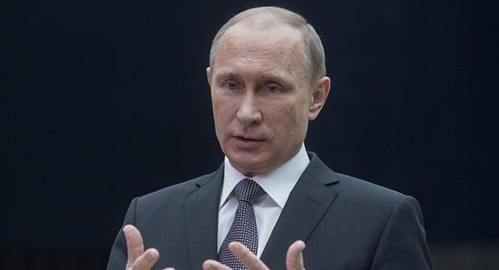 Poutine reproche aux médias européens de manipuler l'opinion publique