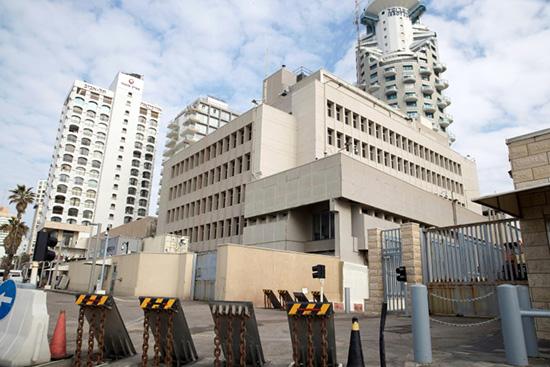 Délégation du Congrès américain en «Israël» concernant le transfert de l'ambassade