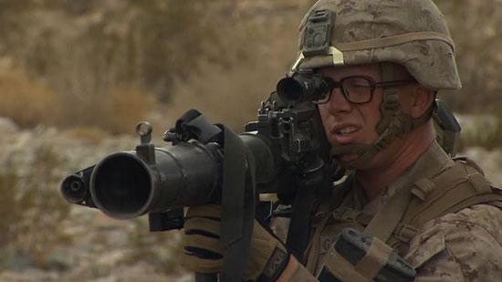 Syrie: les Etats-Unis déploient des canons des Marines