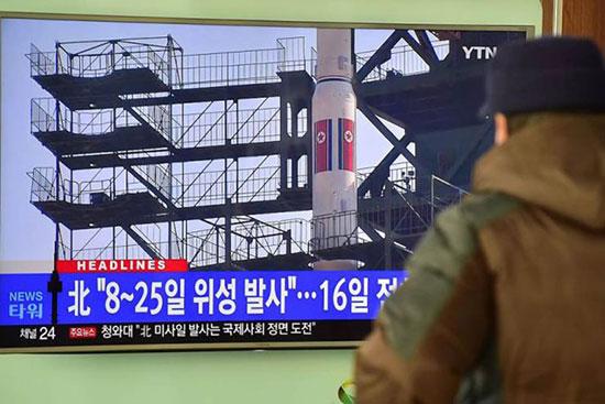 Pékin appelle à la suspension du programme nucléaire nord-coréen et des manœuvres américaines