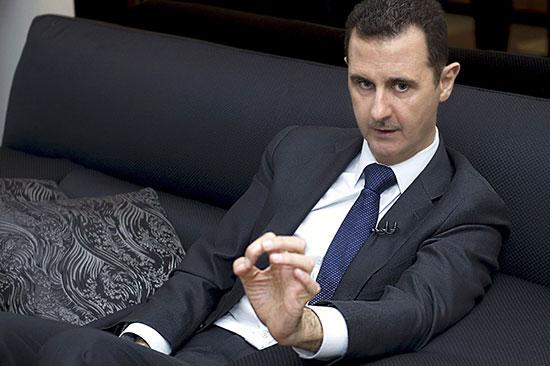 Assad: toute force militaire arrivée sans permission en Syrie est un envahisseur