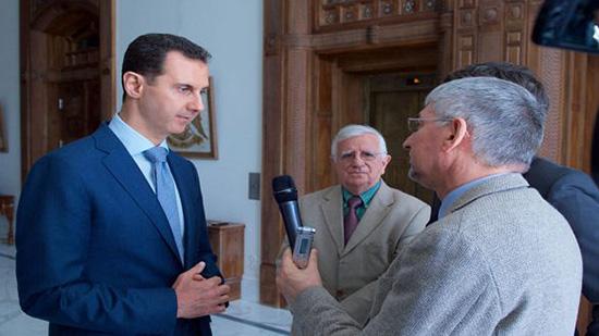 Assad veut «en finir avec les extrémistes»