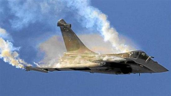 L'armée syrienne annonce avoir abattu un avion de combats israélien