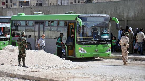 Homs verra le départ des derniers membres armés d'ici deux mois
