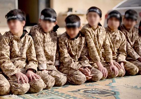 Irak: les enfants soldats de «Daech», toute une génération perdue