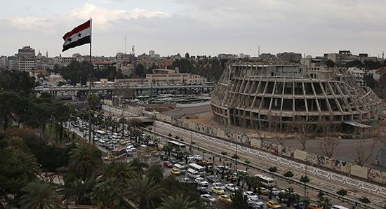 Syrie: l'armée reprend le contrôle de plusieurs bâtiments à Damas.