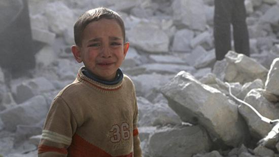 En Syrie, les enfants paient le prix fort à la guerre