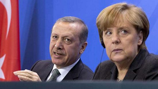 Berlin accuse Erdogan d'avoir «franchi une limite» avec ses accusations de «pratiques nazies»
