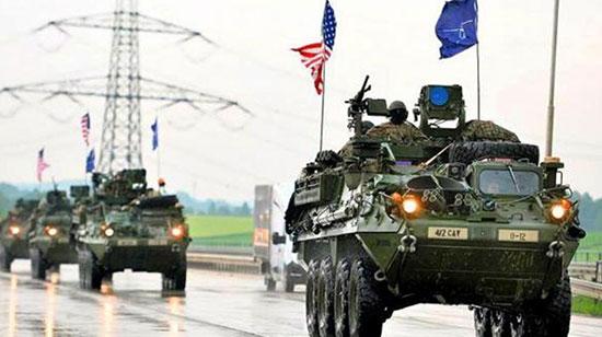 L'Otan toujours plus présente en Estonie, Moscou s'inquiète