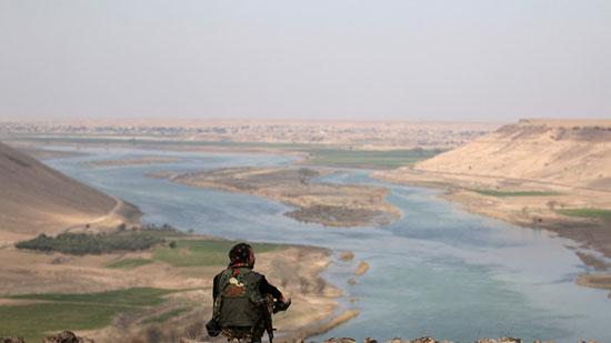 Damas: les frappes de la coalition sur les barrages de l'Euphrate mettent plusieurs régions en danger