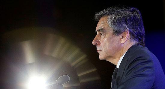 Un nouveau coup du Canard enchaîné contre François Fillon