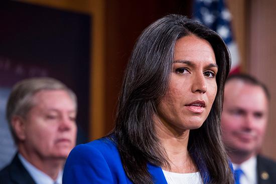 Washington soutient des groupes armés liés à «Daech», affirme une congressiste US