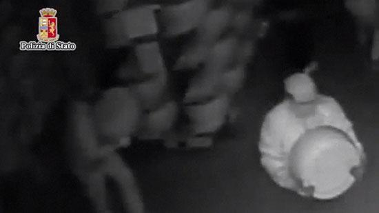 Braquage à l'italienne: 168 meules de parmesan volées d'une cave à Modène