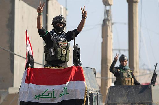 Mossoul: les forces irakiennes progressent dans la vieille ville.