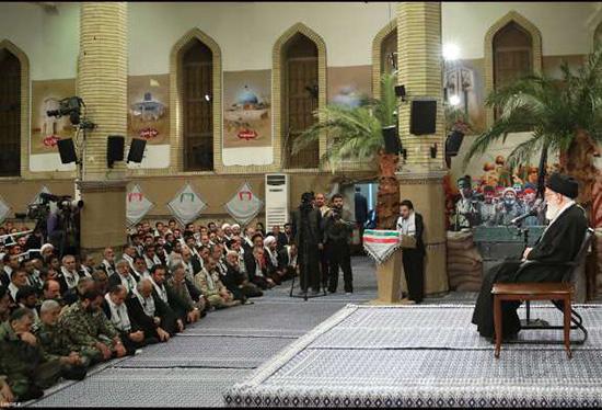 Sayed Khameneï: «Ne vous montrez pas faibles si vous voulez dissuader l'ennemi»