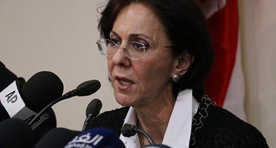 Démission d'une responsable de l'ONU après l'annulation d'un rapport critique envers «Israël»