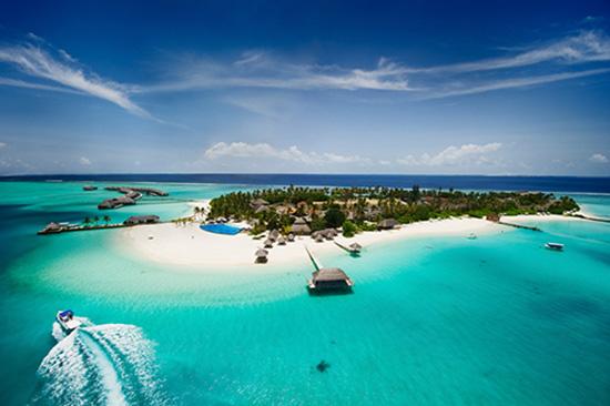 Les Maldives vendront un atoll à Riyad
