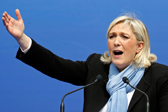Le Pen: l'immigration a engendré «la perspective de la guerre civile»