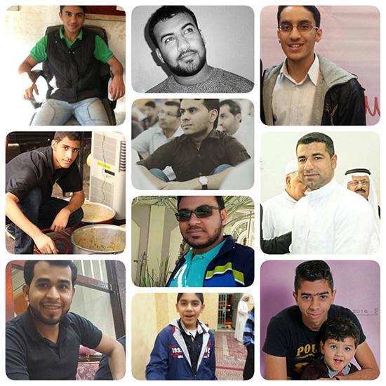 la police bahreïnie a arrêté plusieurs militants