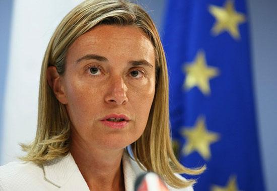 La haute représentante de l'UE a affirmé l'attachement de l'Iran au Plan global d'action conjoint