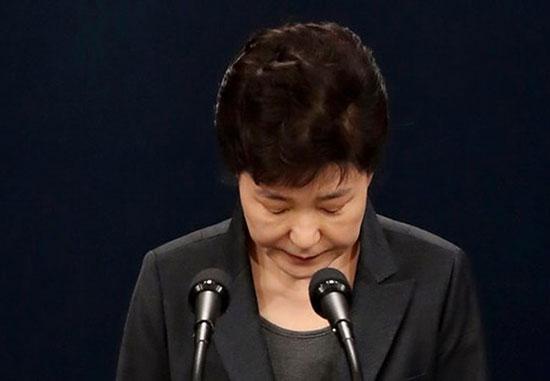 La destitution de la présidente sud-coréenne validée par la Justice