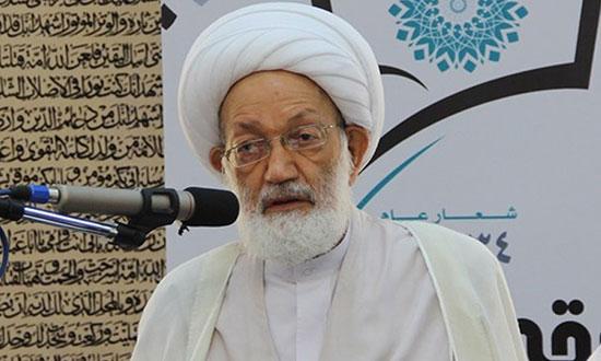 Bahreïn: report du procès du cheikh Issa Qassem