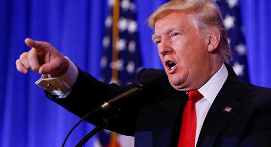 Décret migratoire: Trump promet d'aller «jusqu'à la Cour suprême».
