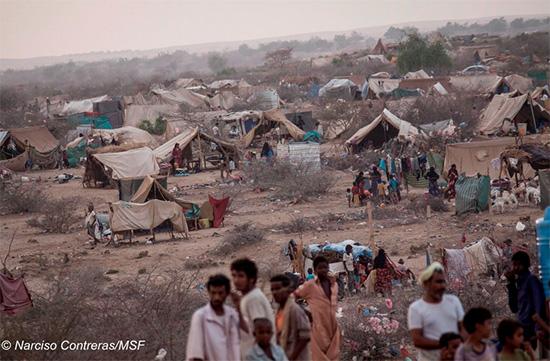 Le Yémen est au bord de la famine avertit le CICR