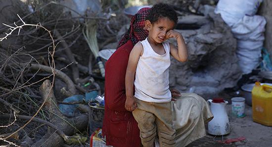 Plus de 1.500 enfants tués dans la guerre au Yémen, selon l'Unicef.
