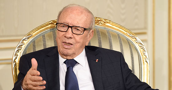 La Tunisie pas opposée à une reprise des relations avec la Syrie