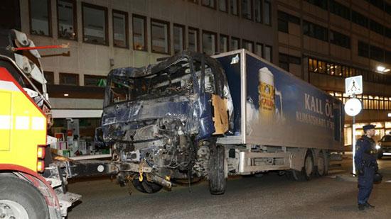 Stockholm: le terroriste, un migrant dont la demande d'asile a été refusée