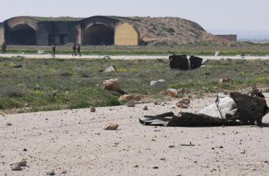 Les dimensions de la frappe américaine sur la base aérienne syrienne