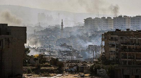 Une explosion frappe Alep, au moins six victimes