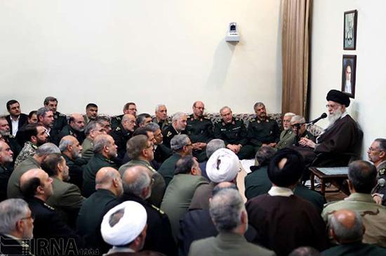 Sayed Khamenei: L'attaque américaine en Syrie, une «erreur stratégique»