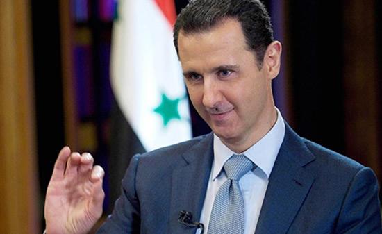Syrie: le processus de paix est impossible sans Assad.