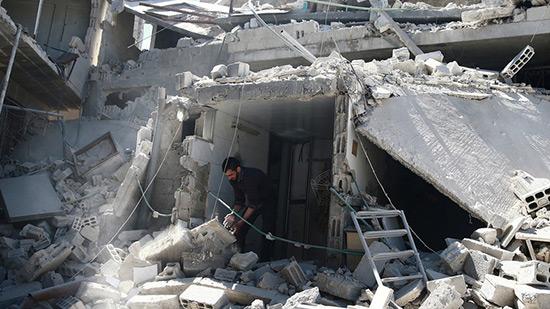 «Ce sont les rebelles eux-mêmes qui ont vraiment profité de l'attaque chimique en Syrie».