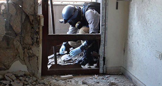 Attaque chimique à Idlib: un ex-officier de la CIA accuse «Daech».