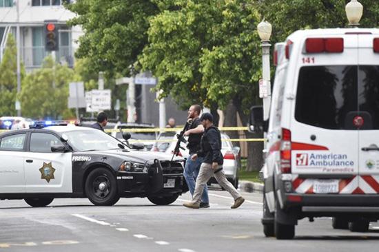 Trois morts dans une fusillade en Californie, le tireur se rend