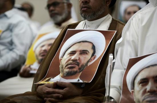 Bahreïn: réduction de la peine injuste que purge cheikh Ali Salmane.